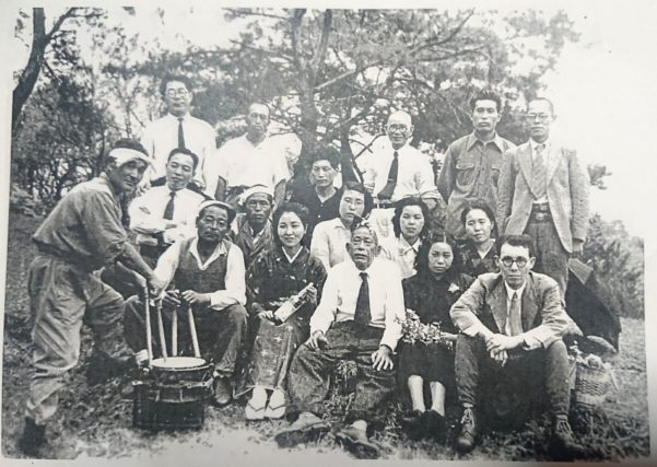 皇鈴山(みすずやま) ≪昭和26年9月23日 個人蔵≫