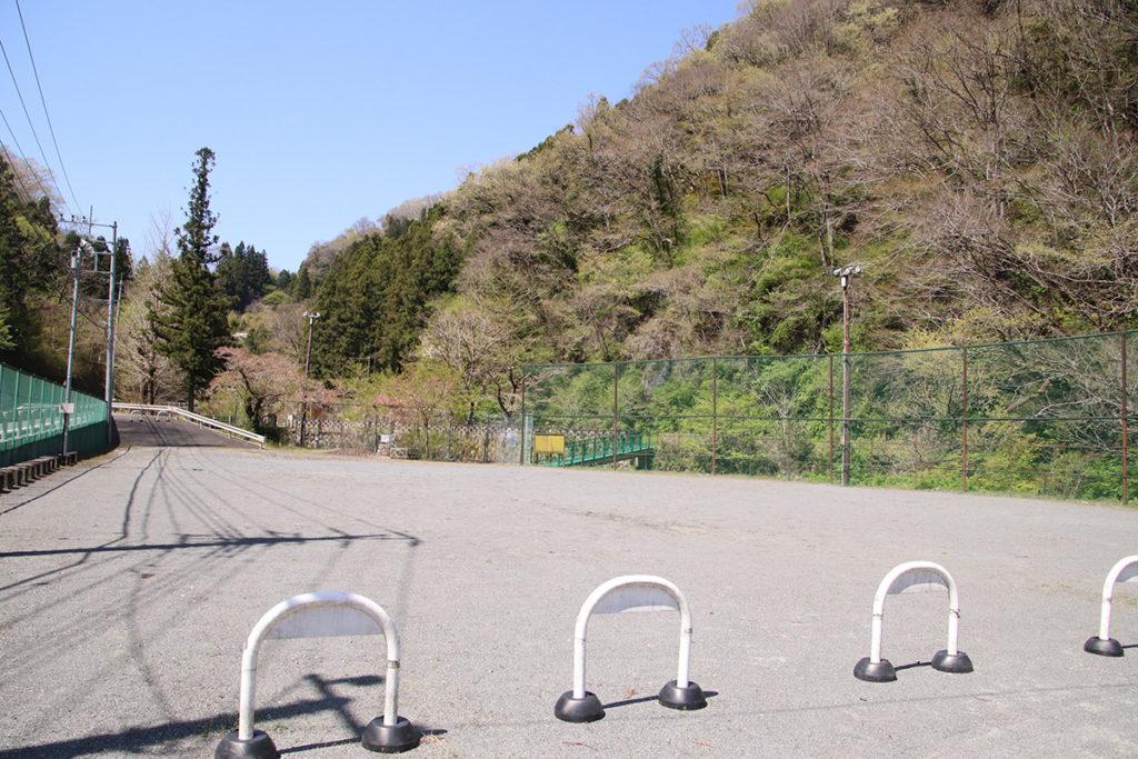 日野沢川ふれあい広場